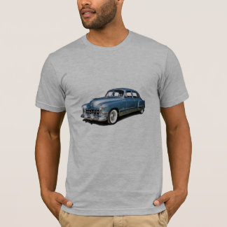 Camiseta T-shirt 1954 do sedan do cadillac