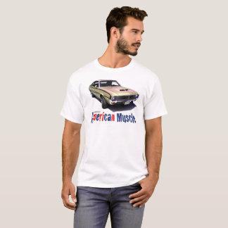 """Camiseta T-SHIRT 1970 do músculo americano"""" do dardo de AMC"""