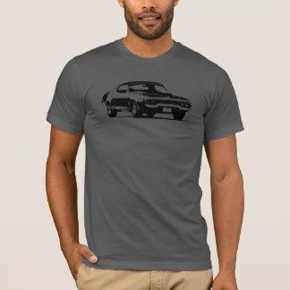 Camiseta T-shirt 1971 do cuco terrestre australiano de