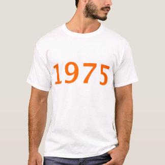 Camiseta T-shirt 1975