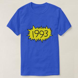 Camiseta T-shirt 1993 retro