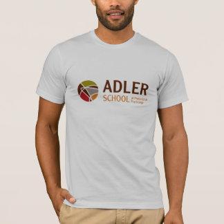 Camiseta T-shirt 1 da escola de Adler