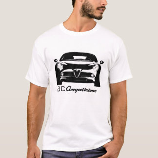 Camiseta T-shirt #1 de Alfa Romeo 8C Competizione