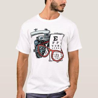 Camiseta T-shirt 1 do cuidado da visão