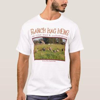 Camiseta T-shirt #1 do Hag do rancho