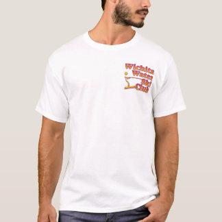 Camiseta T-shirt 2004 do clube do esqui de água de Wichita