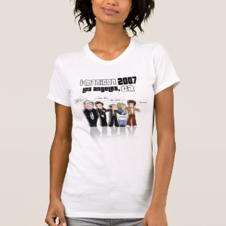Camiseta T-shirt 2007 de I-ManiCon