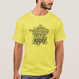 Camiseta T-shirt 2012 de Bradley Wiggins Tour de France
