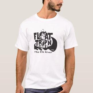 Camiseta T-shirt 2012 de TripN do flutuador