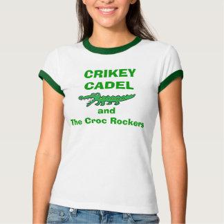 Camiseta T-shirt 2015 de Crikey Cadel (senhoras)