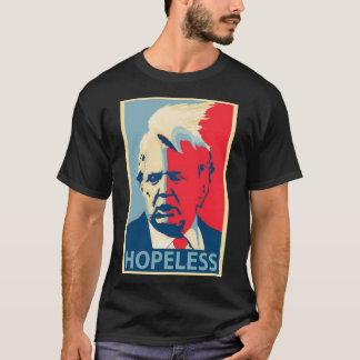 Camiseta T-shirt 2016 engraçado da paródia de Donald Trump