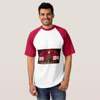 Camiseta T-shirt 2018-2019 alegre de Chrismas