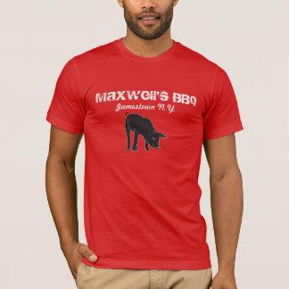 Camiseta T-shirt 2 do negócio do CHURRASCO