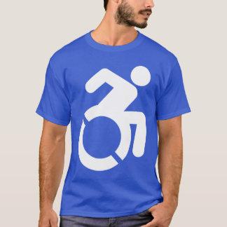 Camiseta T-shirt acessível do ícone