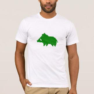 Camiseta T-Shirt Adulto - Javali das Ardenas