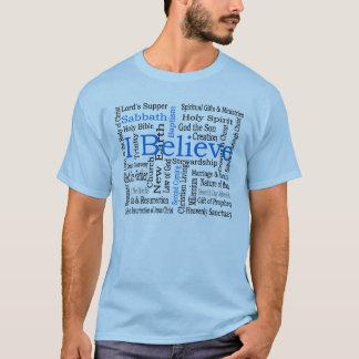 Camiseta T-shirt adventista das opiniões