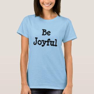 Camiseta T-shirt alegre