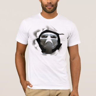 Camiseta T-shirt Alien UFO