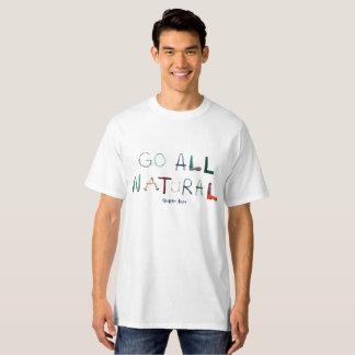 Camiseta T-shirt alto de Hanes