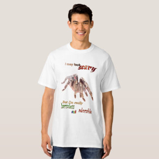 Camiseta T-shirt alto do Tarantula do Hanes dos homens