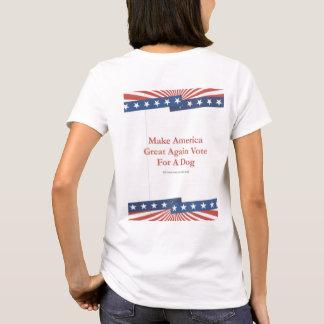 Camiseta T-shirt americano