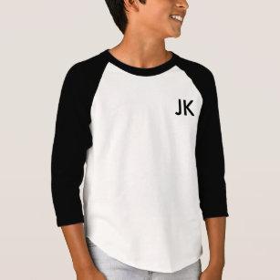 Camiseta T-shirt americano do estilo dos miúdos d2ba99d17c45e