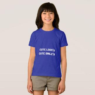 Camiseta T-shirt americano do jérsei da multa do roupa das