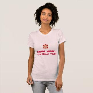 Camiseta T-shirt americano do jérsei da multa do roupa de