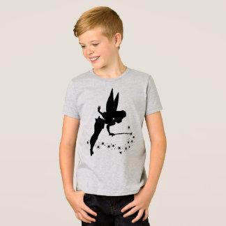 Camiseta T-shirt americano do jérsei da multa do roupa dos