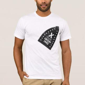 Camiseta T-shirt americano do roupa da queimadura 1 do