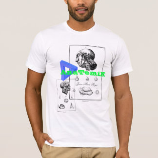 Camiseta t-shirt AnaTomiK Jean-Marie Moyer
