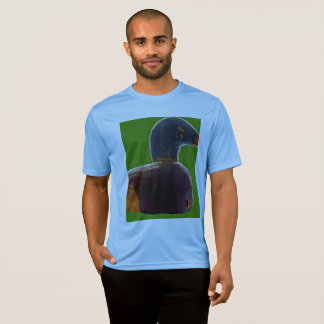 Camiseta T-shirt antigo do chamariz do pato dos homens