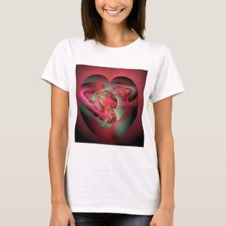 Camiseta T-shirt apaixonado da agitação