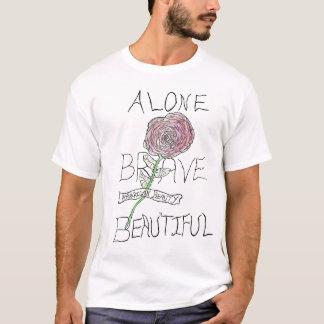 Camiseta T-shirt apenas bravo & bonito