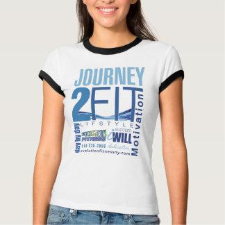 Camiseta T-shirt apto da viagem 2