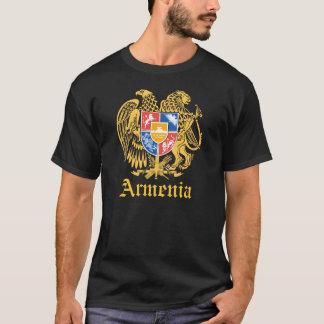 Camiseta T-shirt arménio da brasão