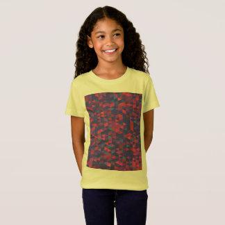 Camiseta T-shirt artístico com cristais