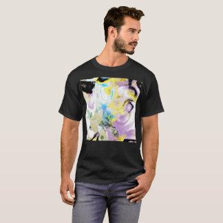 Camiseta T-shirt artístico da paz expressivo da sinergia do