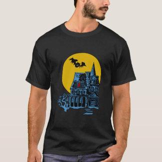Camiseta T-shirt assombrado 1962 da casa