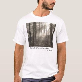 Camiseta T-shirt ateu
