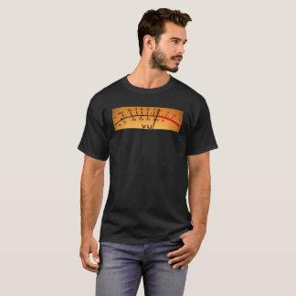 Camiseta T-shirt audio do VU