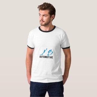 Camiseta T-shirt automotriz do anel j preto