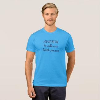 Camiseta t-shirt Avignon
