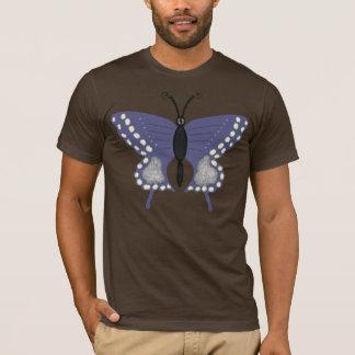 Camiseta T-shirt azul de Swallowtail