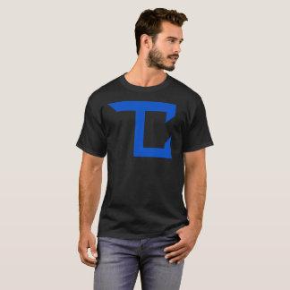 Camiseta T-shirt azul simbólico
