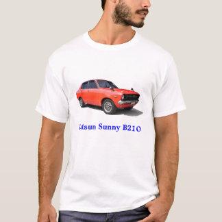 Camiseta T-shirt B210 ensolarado de Datsun