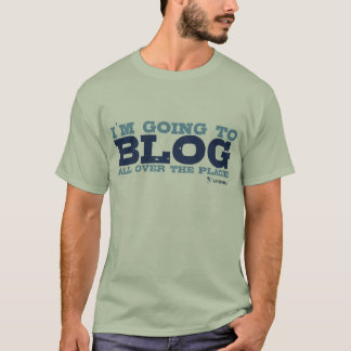 Camiseta T-shirt básico (blogue All Over)