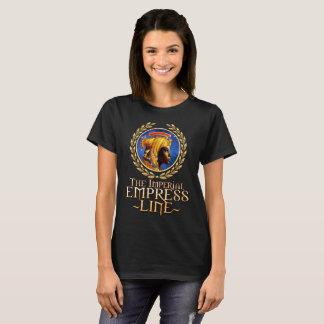 Camiseta T-shirt básico da imperatriz imperial