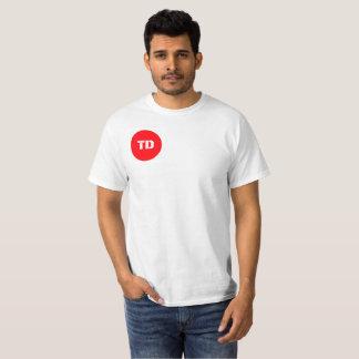 Camiseta T-shirt básico de Daniel da equipe