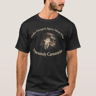 Camiseta T-shirt básico do duque Guapos Picante Carne